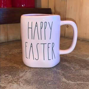 "Rae Dunn ""Happy Easter"" Mug"